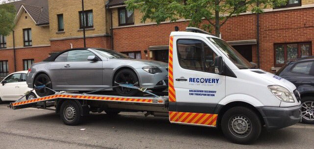 North London Car Recovey