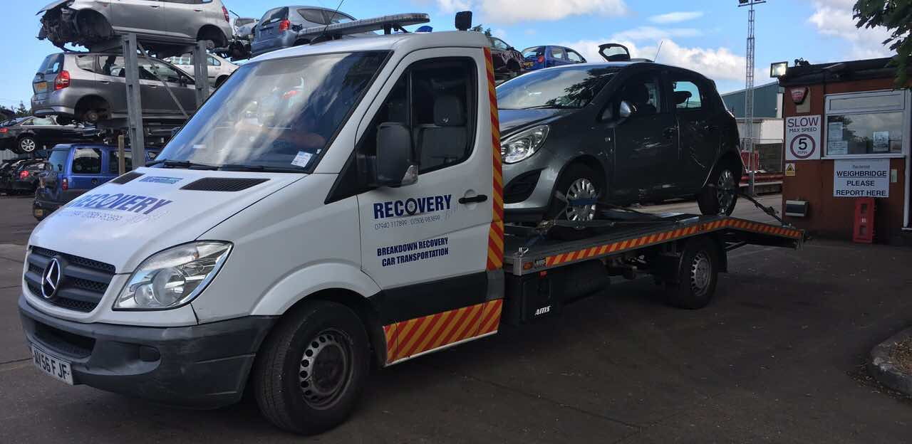 Vehicle Recovery London