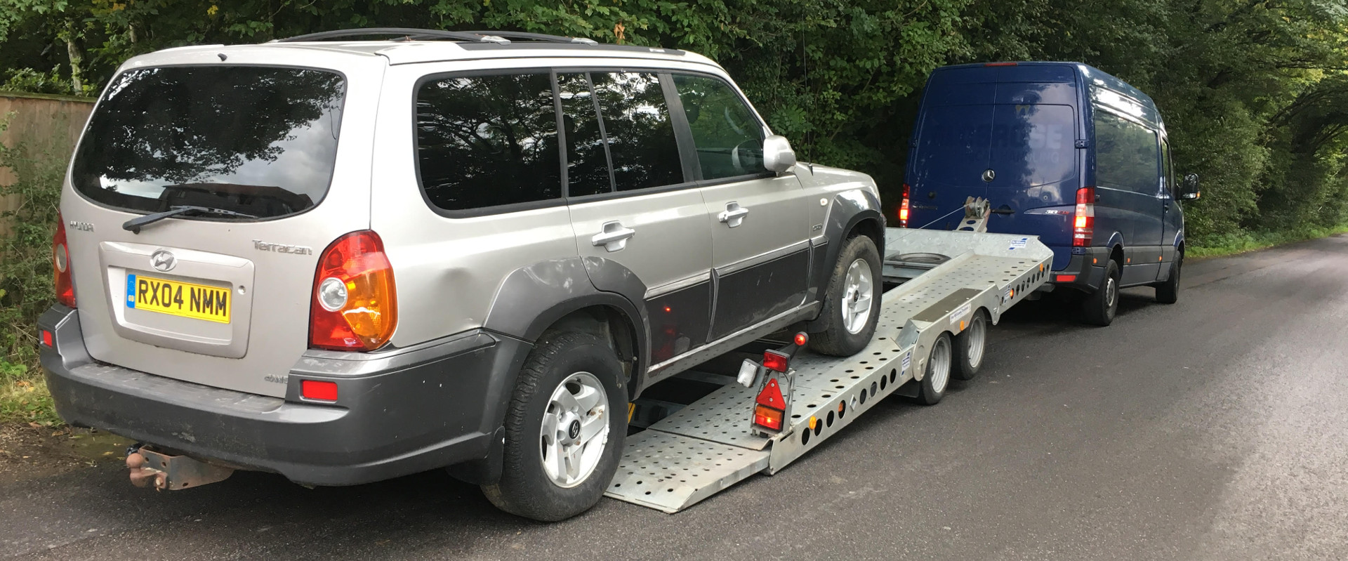 Vehicle Recovery Outside London