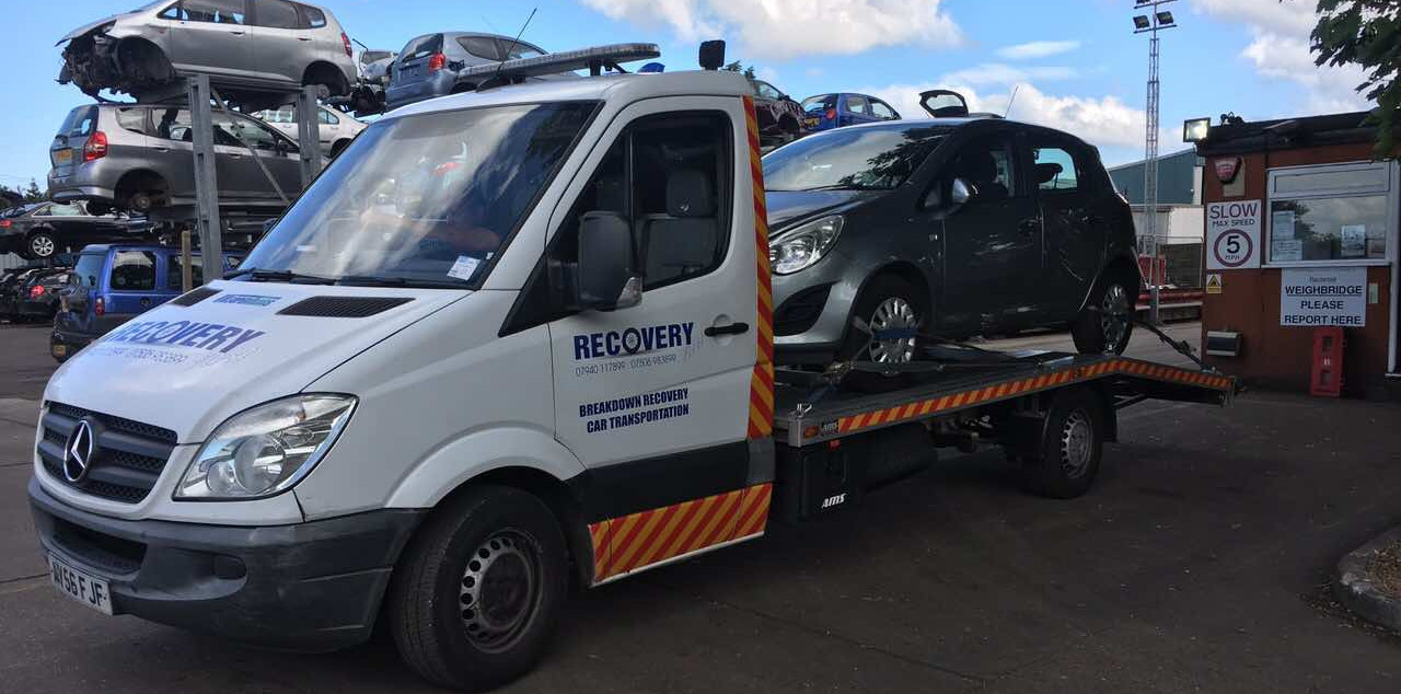 Breakdown Recovery North West London