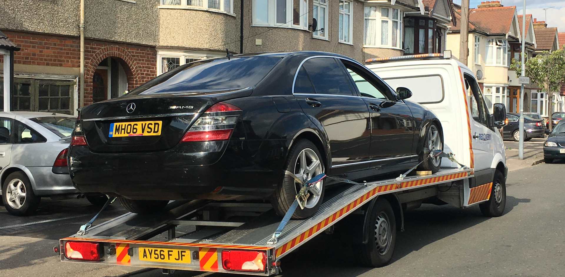 Car Recovery in London