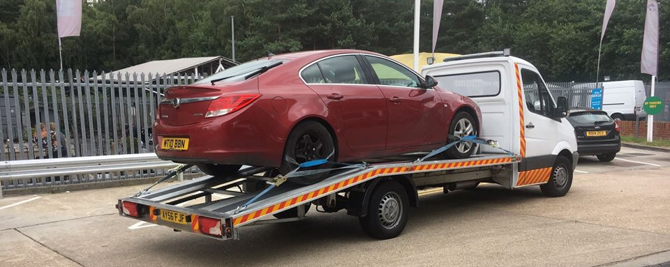 Vehicle Recovery West London